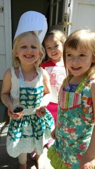 Alice, Madelyn, Jane