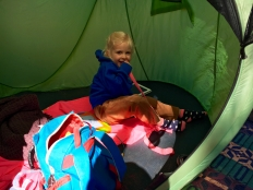 Tent time