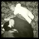 Still babysitting!