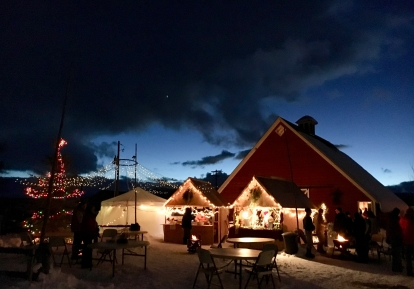 Roseberry Christmas Market