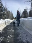 Walks!