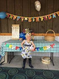 I'm Five!