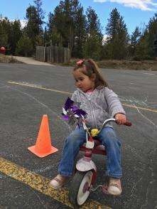 Trike queen!