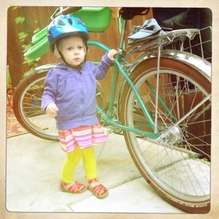 mama's bike