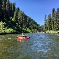 Cabarton, Payette River
