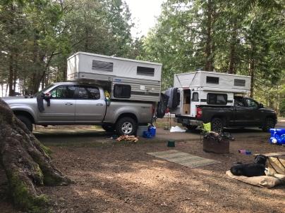 Camp Four-Wheel