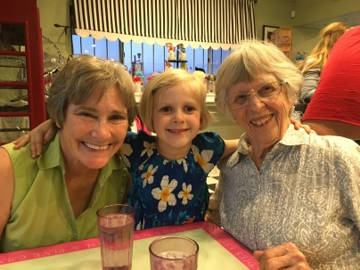 Grammie and GranJan sandwich