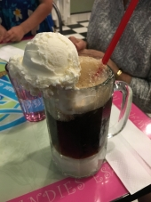 Coke Float